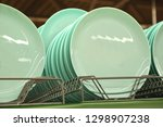 plate and plates. shop ... | Shutterstock . vector #1298907238