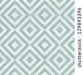retro geometric seamless pattern | Shutterstock .eps vector #129893396