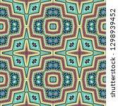seamless  mosaic vector... | Shutterstock .eps vector #1298939452