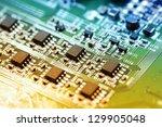 pcb   Shutterstock . vector #129905048