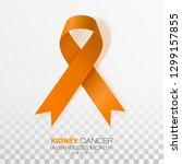 national kidney cancer... | Shutterstock .eps vector #1299157855