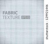 fabric texture. vector... | Shutterstock .eps vector #129921446