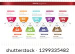 presentation business... | Shutterstock .eps vector #1299335482