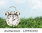 set your clocks back with this... | Shutterstock . vector #129942332