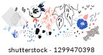 creative universal artistic... | Shutterstock .eps vector #1299470398
