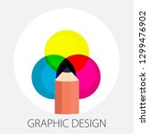vector illustration of graphic... | Shutterstock .eps vector #1299476902