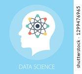 vector illustration of data...   Shutterstock .eps vector #1299476965