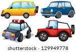 illustration of the different... | Shutterstock .eps vector #129949778