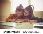 concentrate read slowly  here i ... | Shutterstock . vector #1299500368
