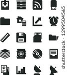 solid black vector icon set  ... | Shutterstock .eps vector #1299504565