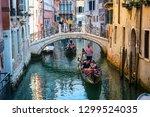 italy  venice   5 september ...   Shutterstock . vector #1299524035