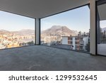 luxury apartment overlooking...   Shutterstock . vector #1299532645