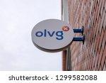 billboard olvg hospital at... | Shutterstock . vector #1299582088