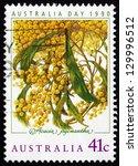 Australia   Circa 1990  A Stam...