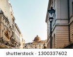 bucharest  romania   august 28  ...   Shutterstock . vector #1300337602
