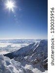 View From Lomnicky Stit   Peak...
