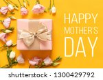 happy mother's day background.... | Shutterstock . vector #1300429792