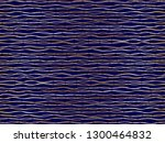 gold gippling curved stripes... | Shutterstock .eps vector #1300464832