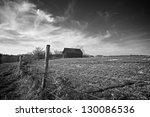 Old Tobacco Barn Sits Along...