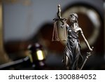 Law And Justice Concept. Judge...