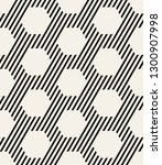 vector seamless pattern with... | Shutterstock .eps vector #1300907998
