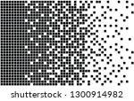 dissolved filled square dotted... | Shutterstock .eps vector #1300914982