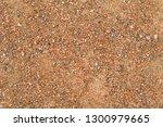 orange gravel texture....   Shutterstock . vector #1300979665