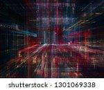 abstract background. digital... | Shutterstock . vector #1301069338