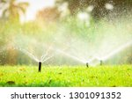 Automatic Lawn Sprinkler...