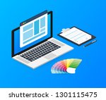 web design illustration....