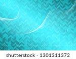 beautiful azure abstract... | Shutterstock . vector #1301311372