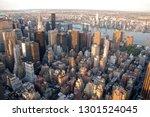 new york city  new york 07 03... | Shutterstock . vector #1301524045