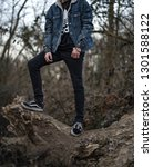 milan  italy   january 26  2019 ... | Shutterstock . vector #1301588122