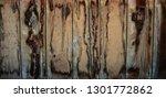 brown wooden texture flooring... | Shutterstock . vector #1301772862