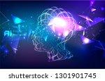 vector illustration of human... | Shutterstock .eps vector #1301901745