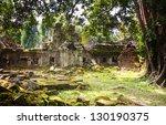 angkor  cambodia | Shutterstock . vector #130190375