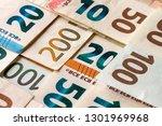 money and finances concept.... | Shutterstock . vector #1301969968