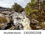 Falls Of Dochart  Highland ...