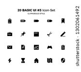 top 20 simple set of basic user ...