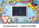 krapfen  berliner or donuts... | Shutterstock . vector #1302130408