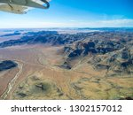 aerial view  canyon in the... | Shutterstock . vector #1302157012