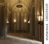 Gothic Arch Gallery Luxury...