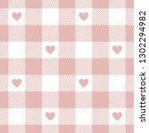 Valentine\'s Day Gingham   Vich...