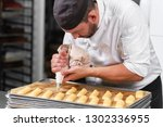 Pastry Chef With Confectionary...
