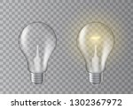 beautiful realistic vector set... | Shutterstock .eps vector #1302367972