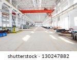internal factory buildings | Shutterstock . vector #130247882