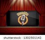 Standup Online Poster Banner...