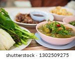 Traditional Local Northern Thai ...