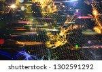 background design abstract... | Shutterstock . vector #1302591292