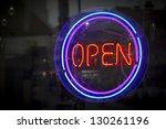 open | Shutterstock . vector #130261196